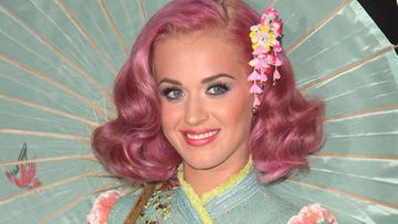 Katy Perryllä on uskonnollinen tatuointi.