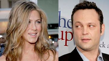 Jennifer Aniston ja Vince Vaughn