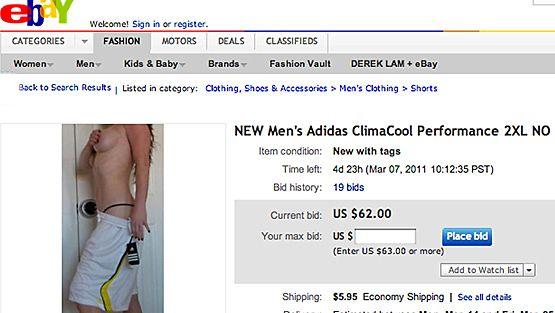 Petetty nainen laittoi exänsä tavarat myyntiin eBayhin.