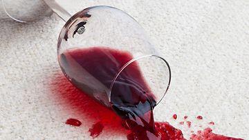 Läikkynyt viini on taidetta mikroskoopilla tarkasteltuna.