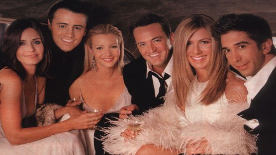 Frendit-sarjaa ensiesitettiin vuosina 1994-2004.