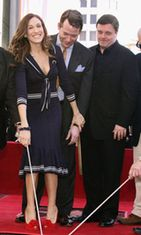 Jessica Parker, Matthew Broderick ja Nathan Lane