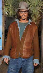 Hattu on muodostunut Johnny Deppin tavaramerkiksi.