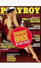 Crystal Harrisin Playboy-kansi tuunattiin tarralla