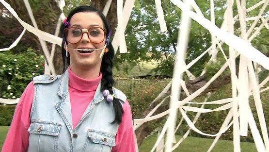 Katy Perryn nörtti-alter ego Kathy Beth Terry