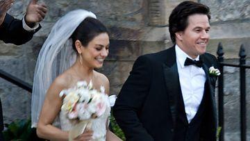 Mila Kunis ja Marky Mark olisivat näyttävä aviopari!