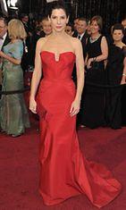Sandra Bullock vuoden 2011 Oscar-gaalassa