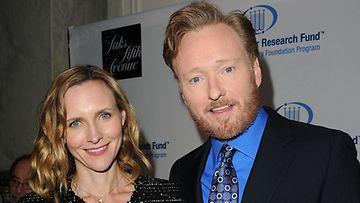 Liza Powel & Conan O'Brien