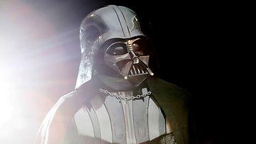 Darth Vaderin alkuperäinen asu