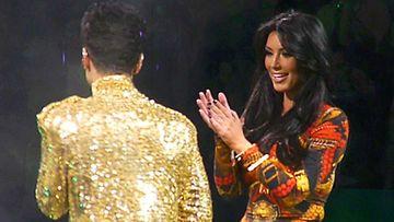 Kim ei vakuuttanut Princeä.