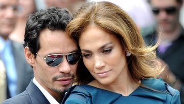Jennifer Lopez ja Marc Anthony