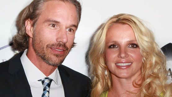JasonTrawick ja Britney Spears