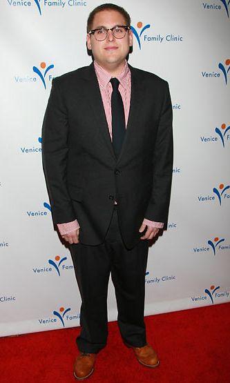 Jonah Hill helmikuussa 2011.