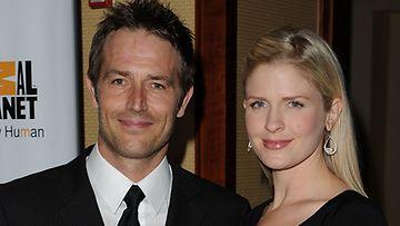 Alias-tähti Michael Vartan meni naimisiin Lauren Skaarin kanssa maalikuussa 2011.