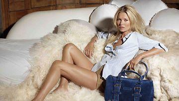 Kate Moss for Longchamp Syksy 2011