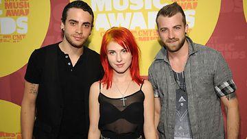Paramore CMT Music Awardseissa