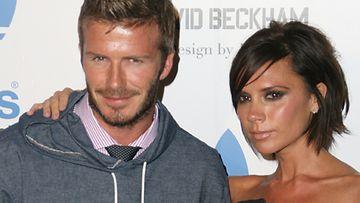 David Beckham ja Victoria Beckham