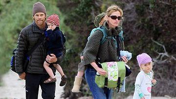 Julia Robertsilla on puolisonsa Danny Moderin kanssa kolme lasta.