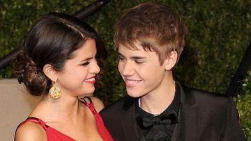 Justin Bieber ja Selena Gomez