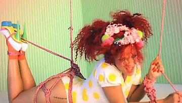 S&M musiikkivideo kertoo Rihannan mukaan hänen omista mieltymyksistään.