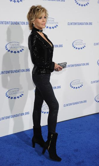 Jane Fonda lokakuussa 2011.
