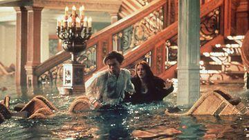Kate Winslet ja Leonardo DiCaprio näyttelivät yhdessä Titanic-elokuvassa vuonna 1997.