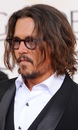 Johnny Depp vuonna 2011