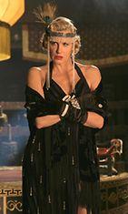 Kill Bill -tähti Daryl Hannah esiintyi televisiosarjassa, joka sijoittui 1920-luvun Kiinaan.