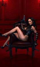 Maggie Q näyttelee vaarallisen tappavaa Nikitaa.
