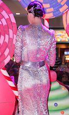 Katy Perry elokuvansa ensi-illassa Brasiliassa heinäkuussa 2012.