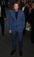 2012: Robert Pattinson Cosmopolis-elokuvansa ensi-illassa New Yorkissa.