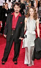 Johnny Depp ja Vanessa Paradis 2006