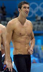 Uimari Michael Phelps Lontoon kesäolympialaiset 2012