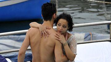 Dominic Cooper ja huhuttu naisystävä