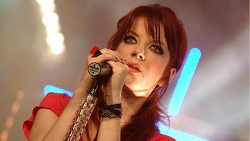 Shirley Manson vuonna 2005.