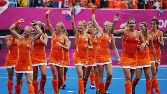 Hollannin maahockeyjoukkue
