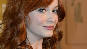 9.8.2012: Christina Hendricks