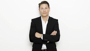 Tanskalainen muotisuunnittelija Jesper Høvring