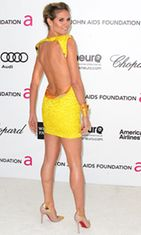 Heidi Klum, Elton John AIDS Foundation's Oscar Viewing Party