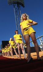 Grid Girls, Saksa, 2011