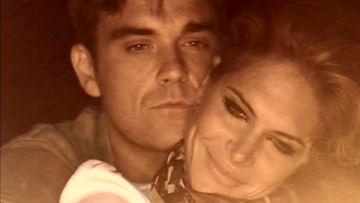 Robbie Williams ja Ayda Field
