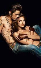 Vinnie Woolston ja Irina Shayk