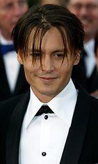 Johnny Depp vuonna 2004