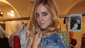 Merkintöjä muodista -blogi, Chiara Ferragni
