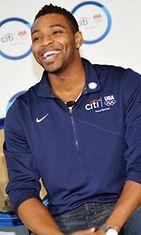 Yhdysvaltalainen uimari Cullen Jones