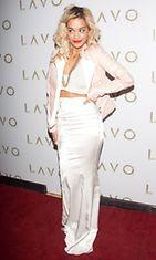 Rita Ora emännöi Stereo Saturdays -klubi-iltaa Las Vegasissa heinäkuussa 2012.