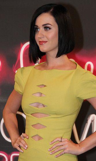 2012: Katy Perry promotoi elokuvaansa Part Of Me Rio de Janeirossa.