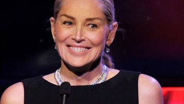 Sharon Stone Movies for Grownups Awards -gaalassa