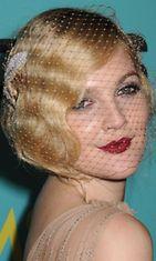 Bewr Barrymore elokuvansa Grey Gardens -ensi-illassa.