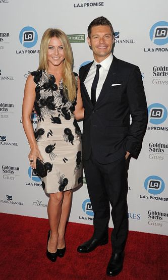 Astelevatko Julianne Hough ja Ryan Seacrest pian alttarille?